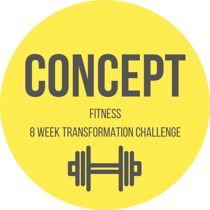 Concept Fitness 8 Week Transformation Challenge